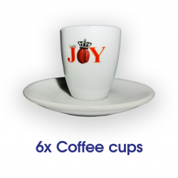 Coffee Cups - X6
