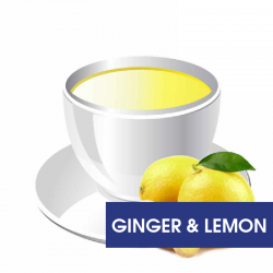 Ginger & Lemon Nespresso Pz.10